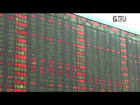 China Stock Plunge Spooks Global Markets Again