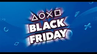 Ofertas Black Friday en físico y digital para PS4