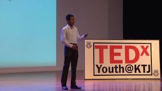 You define your identity | Jitendra Singam | TEDxYouth@KTJ