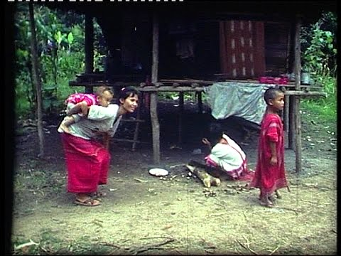 Thailand visit hill tribe and Chiang Mai 1989