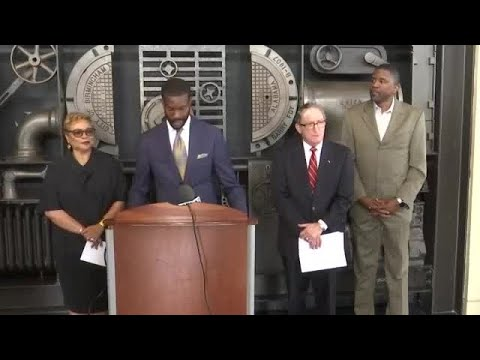 Randall Woodfin speaks on key priorities for City of Birmingham, new administration