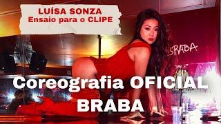 Baixar Luisa Sonza - BRABA (coreografia OFICIAL)