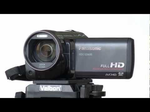 Panasonic HDC-SD600 review