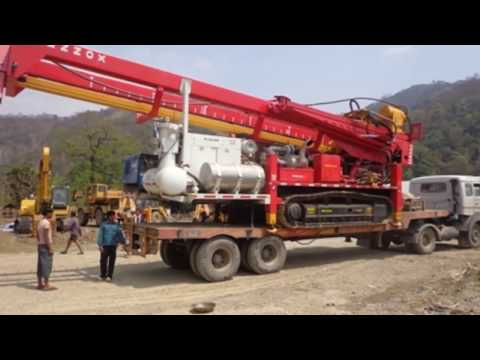 Documentary on Construction of Koshi River Bridge Chatara