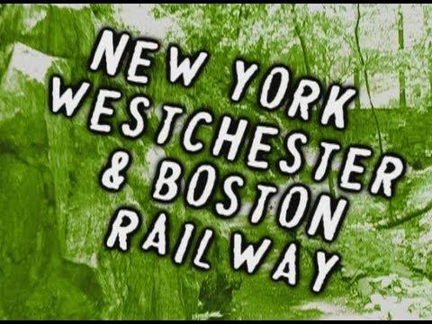 Walking Tour of The Forgotten NYW&B Railway