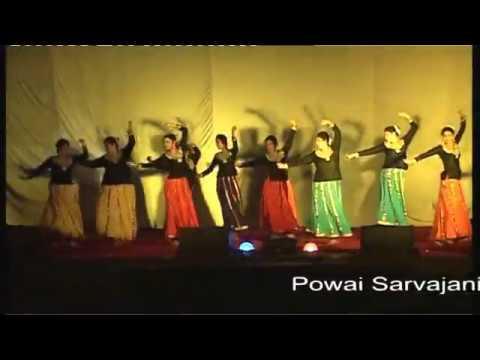 Pahari || Tanusree Shankar Dance Academy (TSDA) Students || PBWA || (2014)
