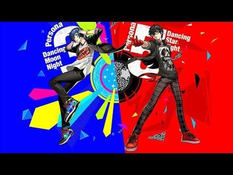 Persona 5 Dancing Star Night Stream #2