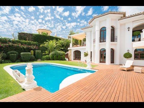 Villa in Sierra Blanca, Marbella, Spain | 4.900.000€