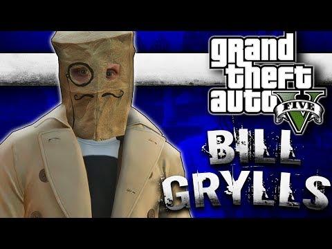 GTA 5: TV Channels, Bill Grylls Returns, Renzzi Civilian