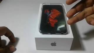 Iphone 6S Unboxing new version on 2018
