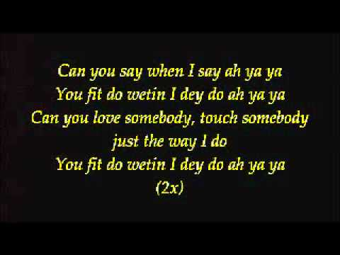 Bracket - Do As I Do (Lyrics)