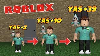 BENİM BABAM BİR NOOOB !! / Roblox Growing Up / Roblox Simülasyon