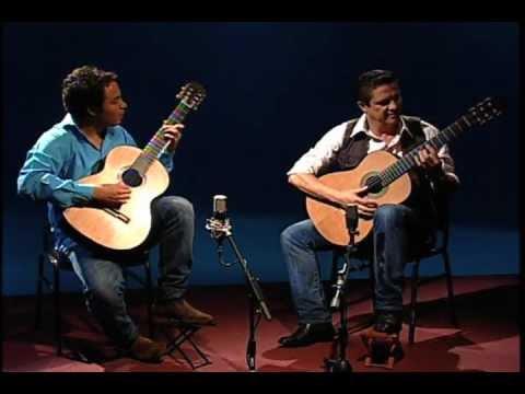 CALYPSO COSTA RICA   Edín Solís-David Coto guitarra