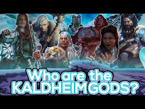 Kaldheim Gods EXPLAINED