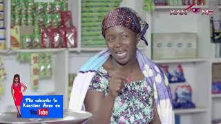 Hibernating attendant. Kansiime Anne. African comedy