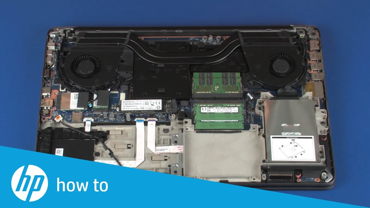 Removing and Replacing the Wireless WAN Module on the HP ZBook 17 G3 Mobile  Workstation | HP
