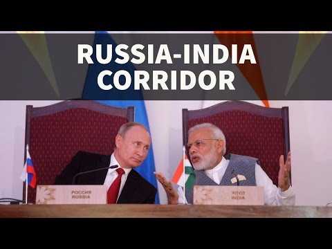 Russia-India Corridor [International North South Corridor]