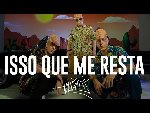 Haikaiss - Isso Que Me Resta (OFFICIAL VIDEO)