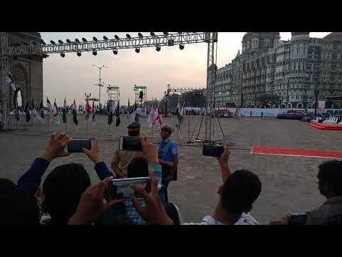 Indian Navy... sailors ceremony....