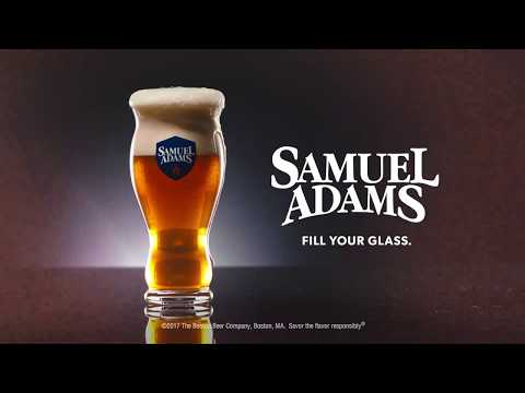 Sam Adams Fill Your Glass