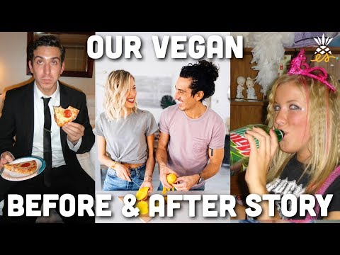 before-&-after-going-vegan-|-our-health-transformation-story