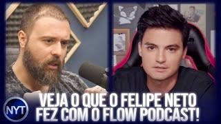 @Nando Moura abre o coração sobre o @Felipe Neto, fala sobre @Caue Moura e revela admiração
