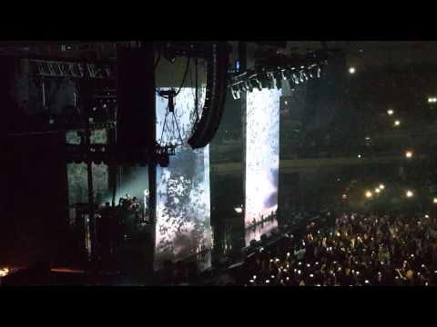 151112 Janet Jackson Hawaii Unbreakable Tour - Opening + BURNITUP!