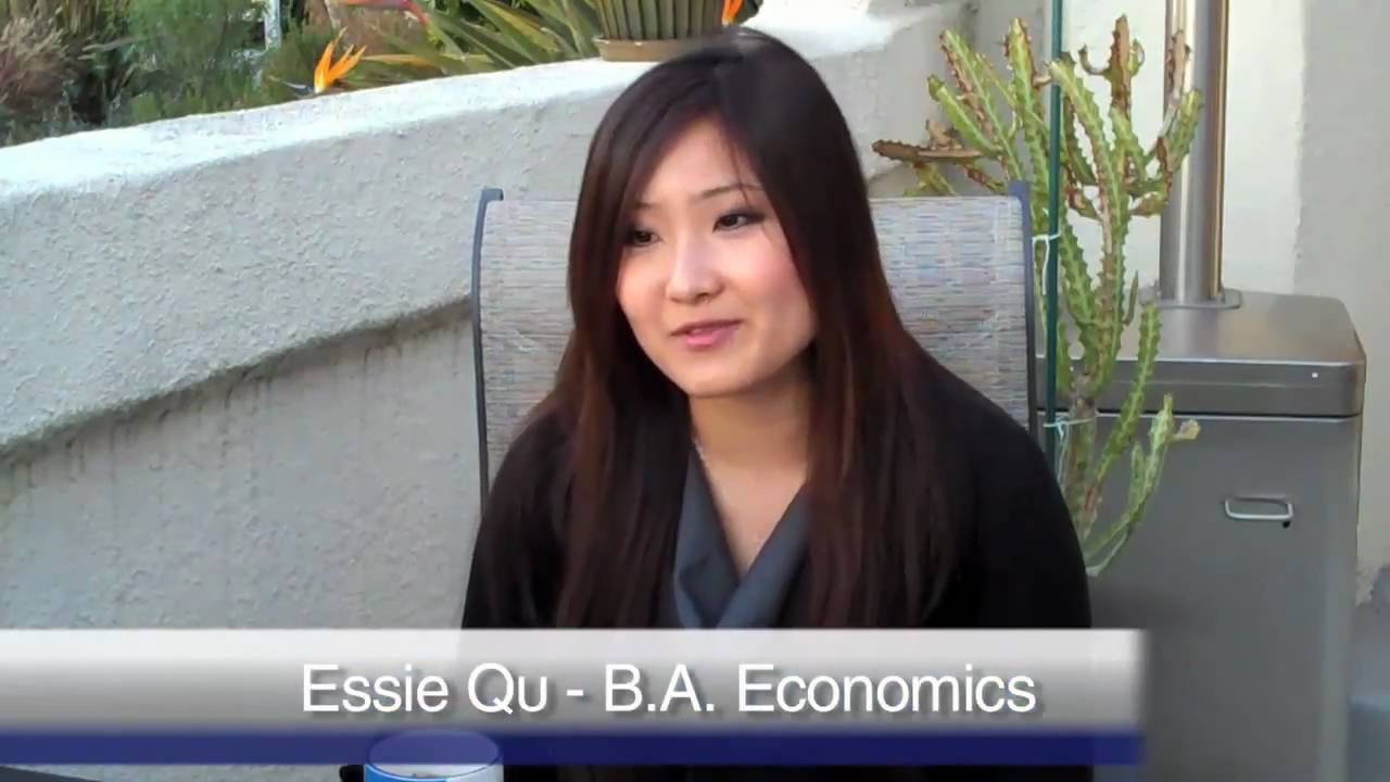 Which Degree 4 Me - B.A. in Economics