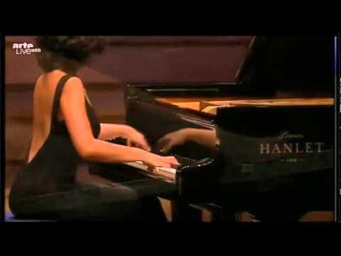 Oh  ! KHATIA BUNIATISHVILI PLAYS CHOPIN SONATA Nº2 Op 35 LIVE 2013 full