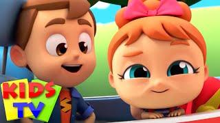I Spy Game Song | Nursery Rhymes & Baby Songs | Super Supremes Cartoon | Kids Tv Songs