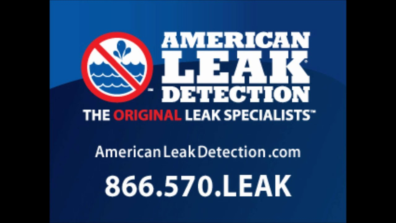 American Leak Detection Jingle