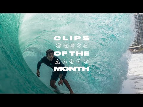 The Top 10 Surf Clips From the Month of February