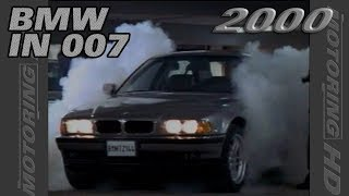 BMW In James Bond Movies - Throwback Thursday