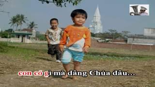 Tình Yêu Mến - Karaoke (Beat) - GaB Phong Độ - GIáo xứ Đa Phạn - G.P Thanh Hóa