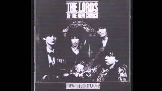 The Lords Of The New Church - Mind Warp