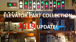 In-Depth Tour of My MASSIVE Elevator Part Collection!