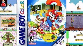 Super Mario Land 2 DX - El clásico de Game Boy ahora a todo color y mejorado