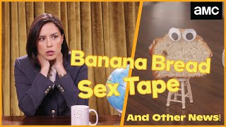 Home Improvements \u0026 Banana Bread Sex Tape?! 🍞 So That Happened with Francesca Fiorentini