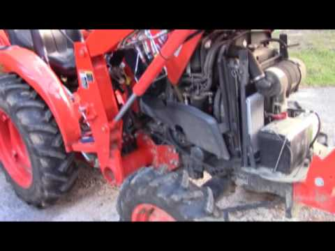 How to Check Hydraulic Fluid on Kubota Tractor: An Easy to