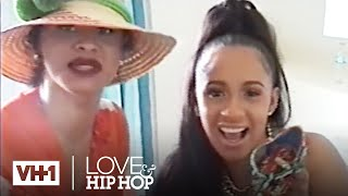 Behind the Scenes w/ Cardi B, Hennessy, & JuJu In Cancun | Love & Hip Hop