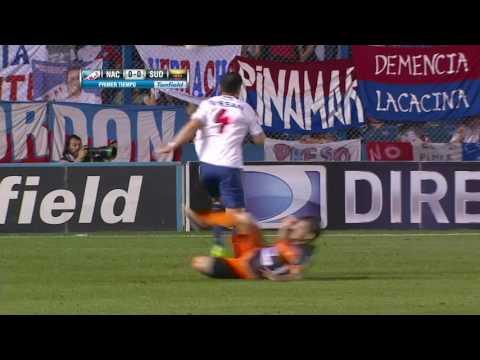 Especial - Fecha 8 - Nacional 1:0 Sud America