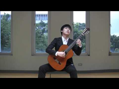"""Towards the Dream"" Classical Guitar Recital by Chinnawat Th"