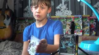 Обзор карточек черепашки ниндзя!(ОКЧН)#4