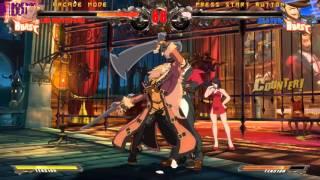 Guilty Gear Xrd - PC Gameplay