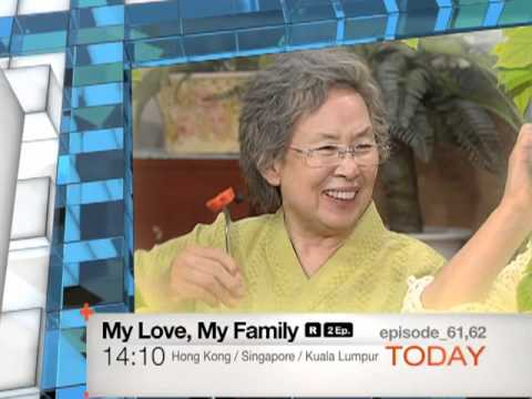 [Today 8/26] My Love, My Family - the final episode [R]