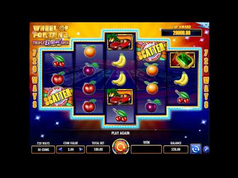 Wheel of Fortune Slot Online - 2  Slot Machines - Play For Free or Real Money