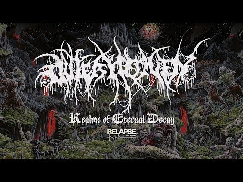 OUTER HEAVEN - Realms of Eternal Decay [FULL ALBUM STREAM]