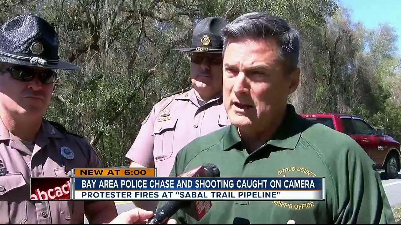 Citrus County deputy involved shooting