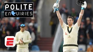 When will Steve Smith return to his home planet? | 2019 Ashes