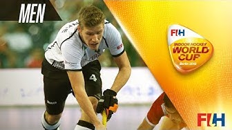 Germany v Austria - Indoor Hockey World Cup - Men's Final